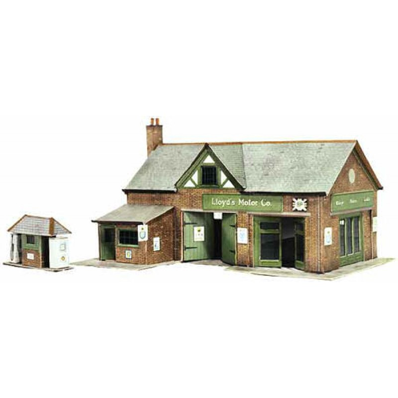 Country garage petrol pump card kit for Country garage