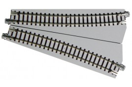 Turntable Extension Tracks (Curve) N Scale