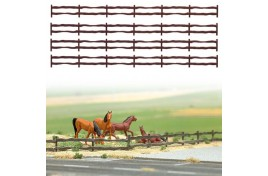 Country Fencing 130cm OO/HO Scale