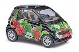 Smart Fortwo 07 Strawberry Decoration OO/HO Scale