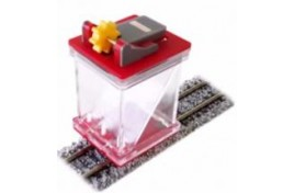 Ballast Glue Applicator N Gauge