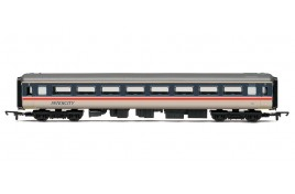 Mk2D TSO Tourist Open Standard Coach BR Inter City Grey & Red 5657