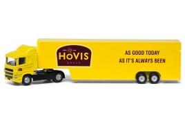 Hovis Box Truck 1/64 Scale