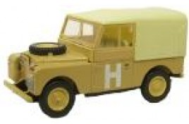 Land Rover Series 1 88 OO Gauge