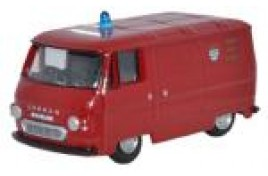 Commer PB Van - London Fire Brigade OO Scale