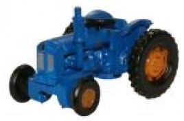 Fordson Tractor Bluebird N Scale