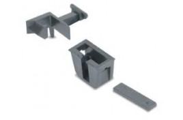 'Elsie' ELC Type Couplings & Pockets Pack of 4 N Scale