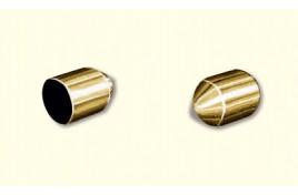 Brass Wheel Bearings (approx 50)
