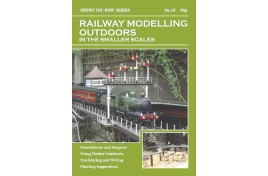 'Shows You How' Series - Railway Modelling Outdoors in the Smaller Scales