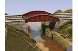 Bow Plate Girder Bridge Plastic Kit OO Scale