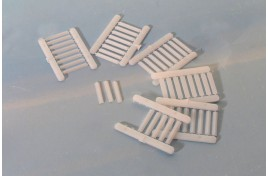 Building Corner Fillets for Kit & Scratchbuilders x 48 OO Scale