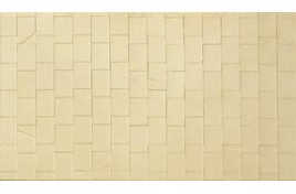 Victoria Stone Paving 4 x Plastic Sheets OO Scale
