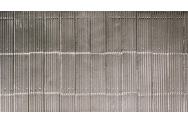 Corrugated Glazing (Iron Type) 4 x Plastic Sheets OO Scale