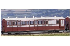 Brake Composite Coach Lynton & Barnstaple Livery - No.16