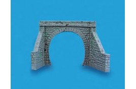 Tunnel Portal & Retaining Walls Single Track OO Scale