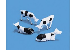 Cows x 4 OO Scale