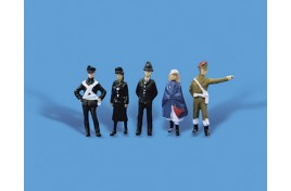 Public Services Personnel x 5 OO Scale