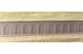 Retaining Walls (plastic) OO Scale