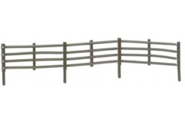 Flexible Field Fencing - Pack Contains 5 Sprues N Scale