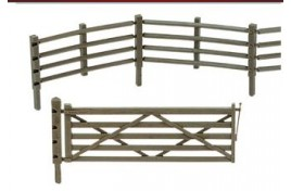 Flexible Fencing & Gates O Scale