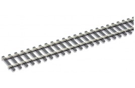 Flexible Track Code 143 Nickel Silver Flat Bottom Rail Wooden Sleeper Type 914mm (min order required - please see description)