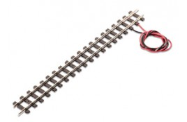 Double Straight Pre-Wired Length 174mm OO9/HOe Gauge