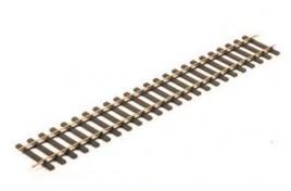 Setrack Standard Straight 400mm Standard Gauge Bullhead Rail O Gauge