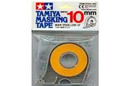 Masking Tape with Dispenser 10mm x 18m
