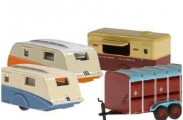 Trailers and Caravans