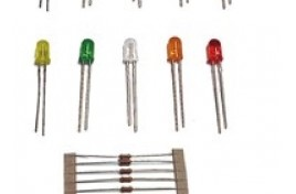 Bulbs, LEDs & Holders