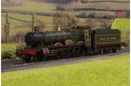 Collett Hall Class 4-6-0 GWR Green 4953 'Pitchford Hall' (Buffers Exclusive)