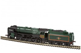BR 9F 2-10-0 Evening Star Plastic Kit OO Scale