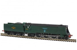 BR 4-6-0 Battle of Britain Class '92 Squadron' Plastic Kit OO Scale