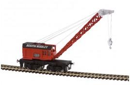 15T Diesel Crane Plastic Kit OO Scale