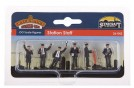 Station Staff x 6 OO Scale