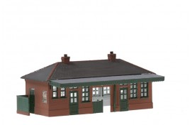 Booking Hall Plastic Kit