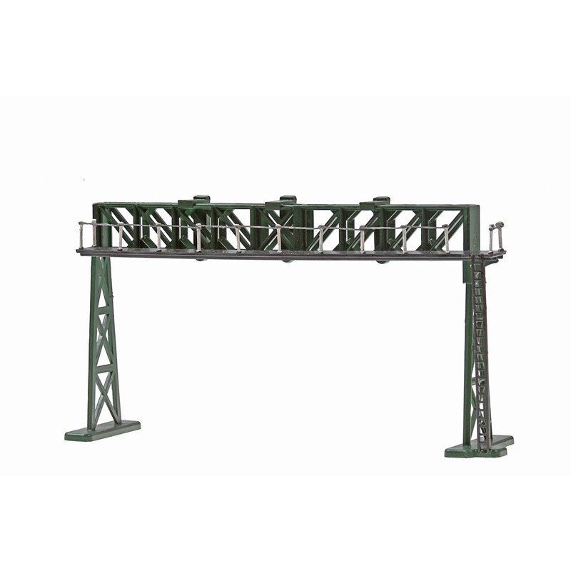 signal gantry plastic kit  non operational  oo scale