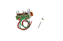 Point Motor Mk2 - Above or Below Baseboard Fitting- Pre Wired