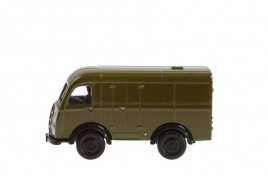 Austin K8 Three Way Van Khaki Green OO Scale