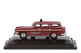Humber Super Snipe Estate Skaledale Taxis OO Scale
