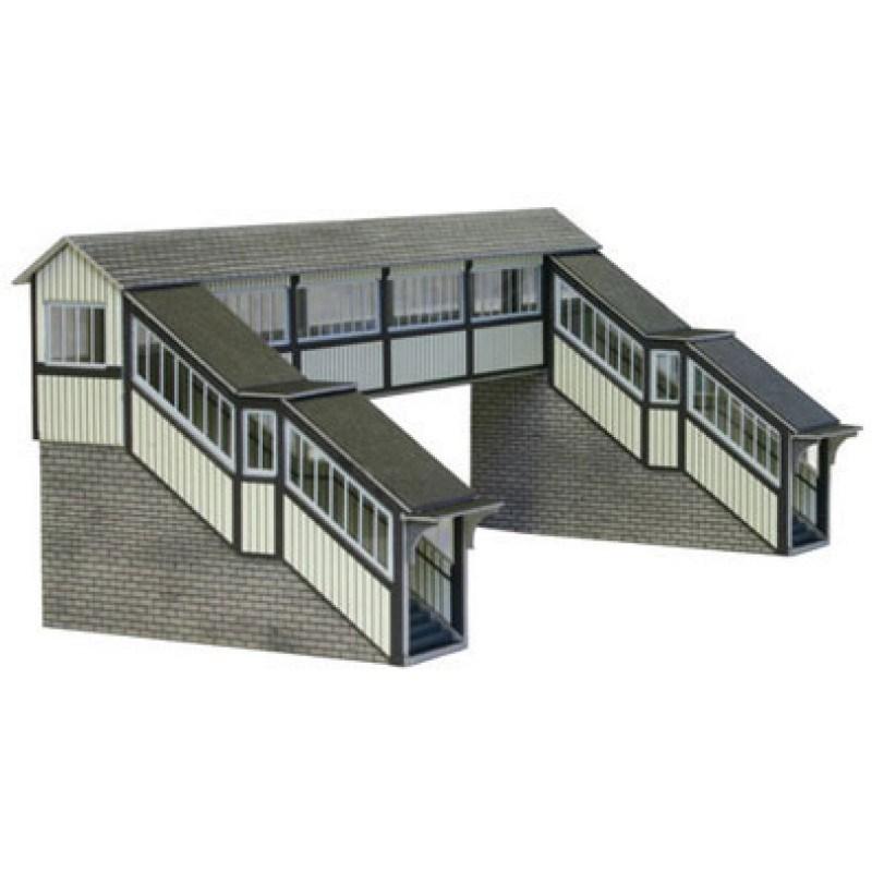 Model Railway Buildings Oo Scale
