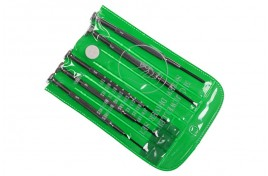 5 Piece Jeweller's Screwdriver Set in Wallet