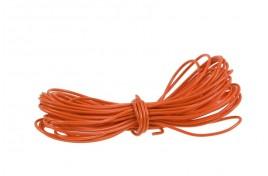 16/0.2mm Multi Core Wire 100m Drum Orange