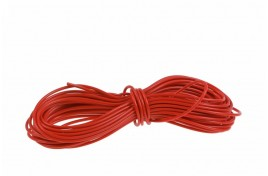 16/0.2mm Multi Core Wire 100m Drum Red