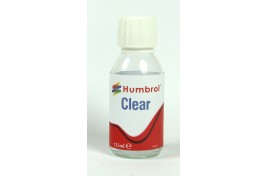 Clear - Gloss Varnish Acrylic 125ml Bottle