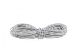 16/0.2mm Multi Core Wire 100m Drum White