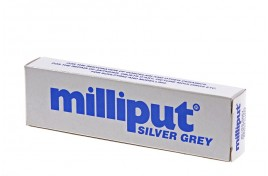 Milliput Silver Grey 2 Part Epoxy Putty