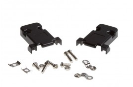 Pair of Covers for 9 Way Connectors