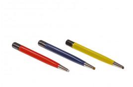 3pc Glass Fibre Pencil Scratch Brush Set