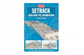 OO/HO Setrack Planbook 4th Edition